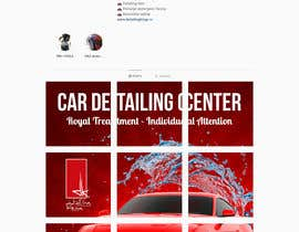 #11 para Design an Instagram puzzle template + brand kit for a Car Detailing business de sarkarimtiaz247
