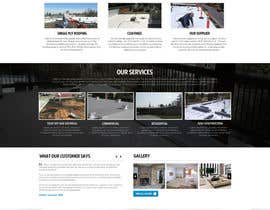 #7 cho Website design for Roofing company bởi nikil02an