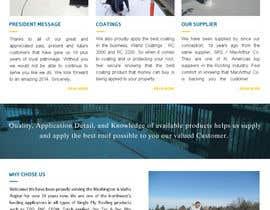 #23 pentru Website design for Roofing company de către sqhrizvi110