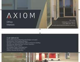 #7 for Flyer Design for DL Card, Relocating/Refurbishing af barinix