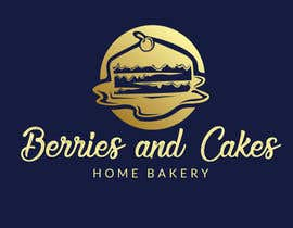 #55 for Logo design for home bakery af Emmanuelraju777