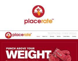 Nro 39 kilpailuun Create a logo for a blog with restaurant & bar reviews - PLACERATE käyttäjältä ahmmedm731