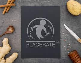 Nro 57 kilpailuun Create a logo for a blog with restaurant & bar reviews - PLACERATE käyttäjältä hdeepbuttar