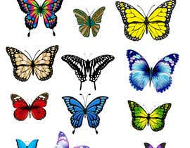#42 for Need Butterfly Designed by shaba5566