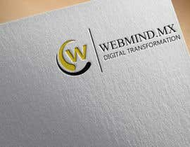#167 for need logo for it company called webmind.mx by wasifur716