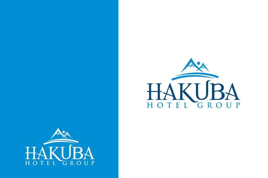 Proposition n°33 du concours Logo Design for Hakuba Hotel Group