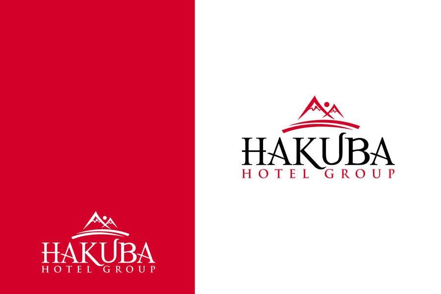 Proposition n°107 du concours Logo Design for Hakuba Hotel Group