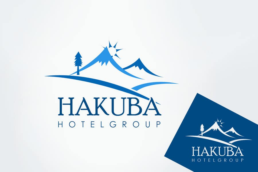 Proposition n°41 du concours Logo Design for Hakuba Hotel Group