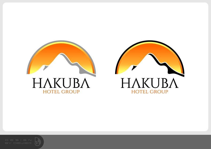Proposition n°81 du concours Logo Design for Hakuba Hotel Group