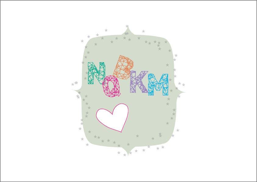 Proposition n°                                        26                                      du concours                                         Logo Design for NQBKM