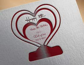 #34 für Make a heart shape vector design - SVG format, AI von musfekaferdous98