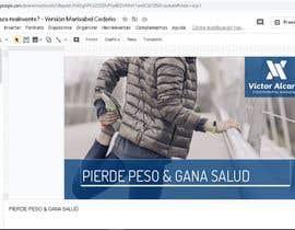 #21 for Crear DIAPOSITIVAS para un curso orientado a la Pérdida de Peso. by MarisabelC