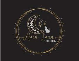 #101 for Aura Luna Design Logo Design by salibhuiyan76