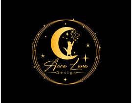 #196 for Aura Luna Design Logo Design by maqmasum98