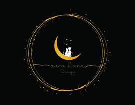 #131 for Aura Luna Design Logo Design by TanmoyAhmed2020