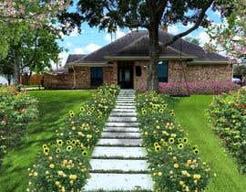 #8 for Front Modern Landscape Design by edna1706