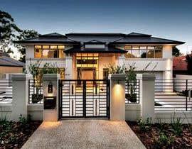 #7 for Front Modern Landscape Design by mdabuzafor5050