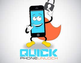 #32 para Logo Design for Cellphone Unlocking Company por FEDERICOSAEZ
