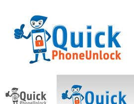 #26 para Logo Design for Cellphone Unlocking Company por mjuliakbar