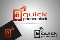 Graphic Design Inscrição do Concurso Nº13 para Logo Design for Cellphone Unlocking Company