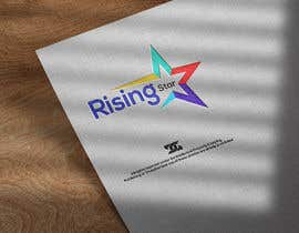 #12 para Logo Design Rising Star de guradesign0