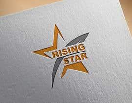 #158 para Logo Design Rising Star de shoheda50
