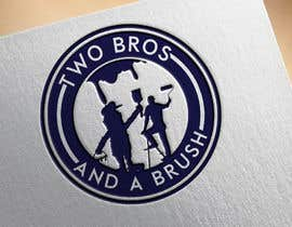 #23 для Logo for Two Bros And A Brush от jatika7265