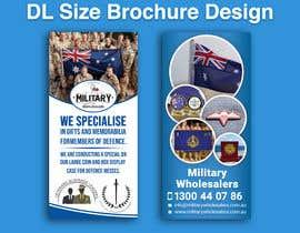 Nro 158 kilpailuun DL Size Brochure Design käyttäjältä TheCloudDigital