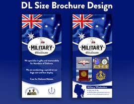 Nro 161 kilpailuun DL Size Brochure Design käyttäjältä TheCloudDigital
