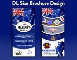 Nro 163 kilpailuun DL Size Brochure Design käyttäjältä TheCloudDigital
