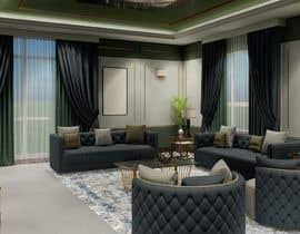 Nro 116 kilpailuun 3D Modern classic interior design living room käyttäjältä demonstratorman