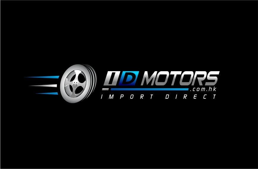 #536 for Logo Design for ID Motors by timedsgn