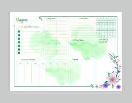 #42 for Design a calendar by jhonfrie