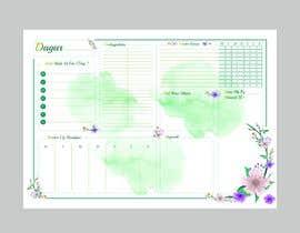 #43 for Design a calendar by jhonfrie