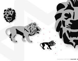 #15 für 2 x Vectorzeichnugen eines Löwen nach Vorgabe von elaem