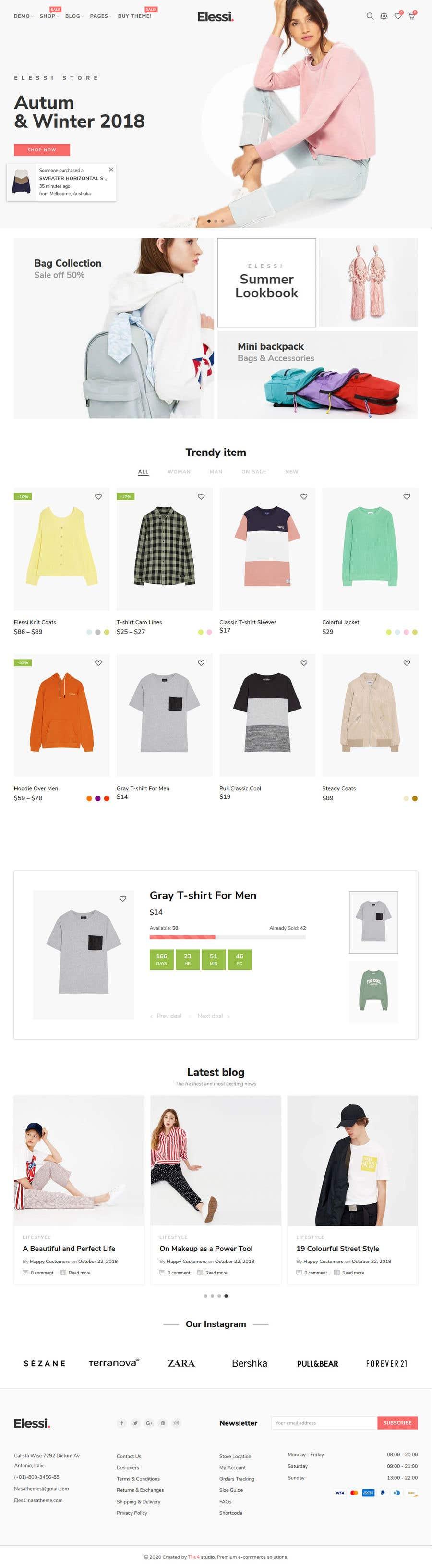 Bài tham dự cuộc thi #                                        8                                      cho                                         Shopify Cart - Needs revamping