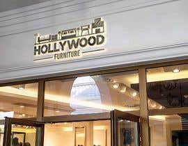 #41 for LOGO DESIGN - Hollywood furniture by zahid4u143
