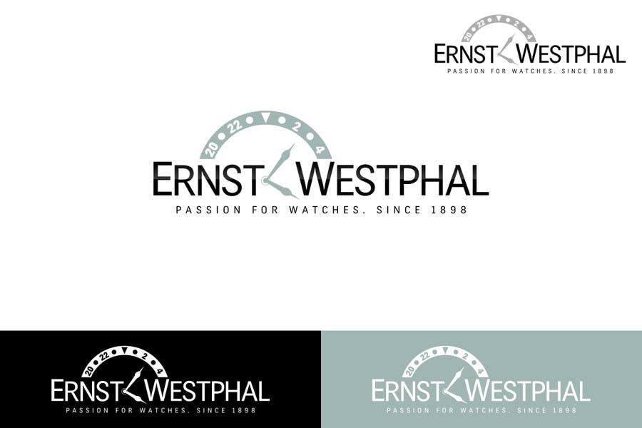 Inscrição nº                                         3                                      do Concurso para                                         Logo Re-Design for Ernst Westphal