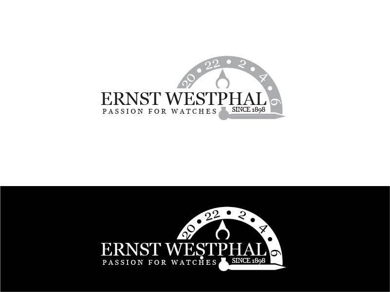 Inscrição nº                                         6                                      do Concurso para                                         Logo Re-Design for Ernst Westphal