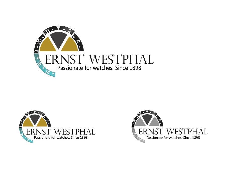 Inscrição nº                                         7                                      do Concurso para                                         Logo Re-Design for Ernst Westphal