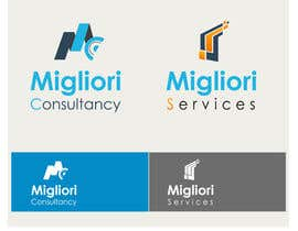 maygan tarafından Logo Design for Migliori Services and Migliori Consultancy için no 101