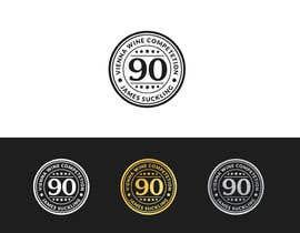 #11 untuk Design of points sticker for wine oleh smizaan
