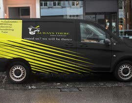 #62 for Vehicle Wrap Design for HVAC company af Ahmed9Hamdy