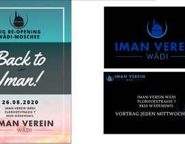 #21 cho re-opening flyer and business cards for our mosque bởi Alia2029
