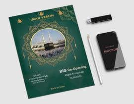 Nro 322 kilpailuun re-opening flyer and business cards for our mosque käyttäjältä Shubhro99
