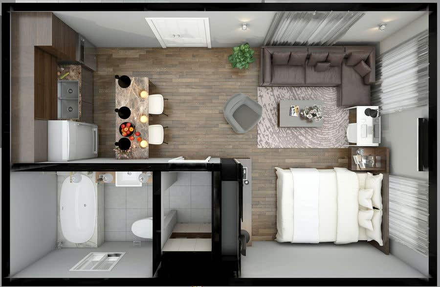 300 Sq Ft Studio Apartments Freelancer