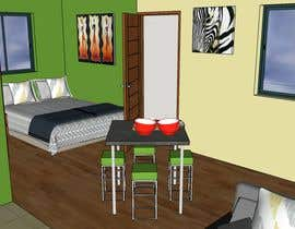 #86 for Design room layout for two 300 sq ft studio apartments by jmeirinv2018