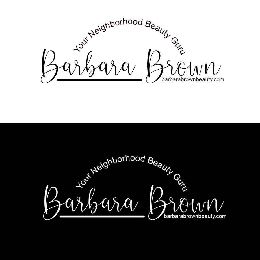 Bài tham dự cuộc thi #                                        10                                      cho                                         Barbara Brown Beauty logo