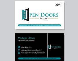 #159 for Design a Business Card by abdurrahman37