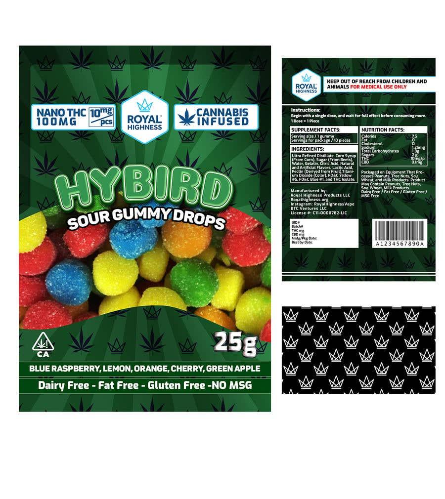 Bài tham dự cuộc thi #                                        48                                      cho                                         Gummy Packaging Designs